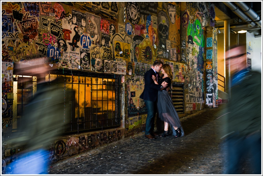 Gasworks and Pike Place Engagement Photos-06
