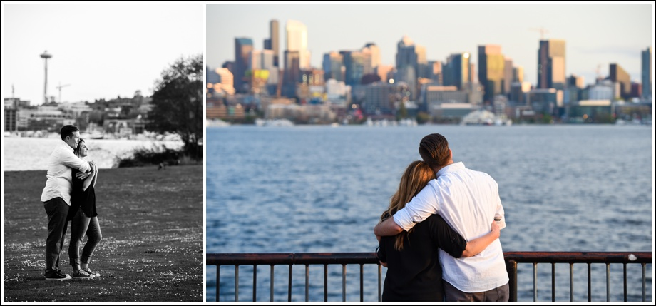 Gasworks and Pike Place Engagement Photos-21