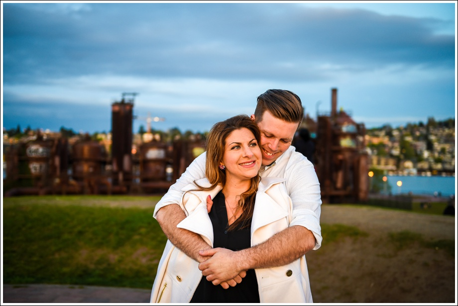 Gasworks and Pike Place Engagement Photos-25