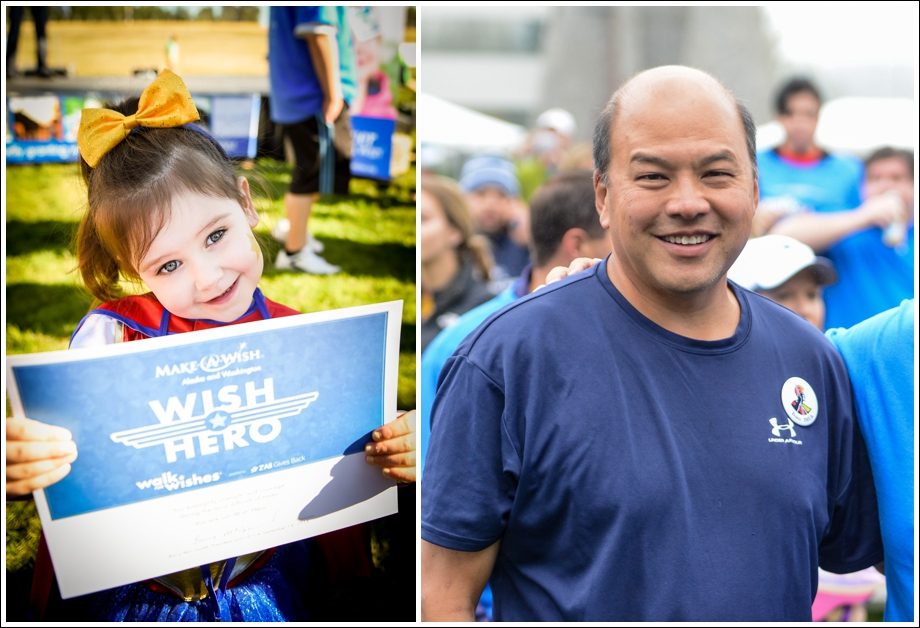 Greg Wong was one of the three founders of the Wish branch in Washington who passed away recently from cancer.