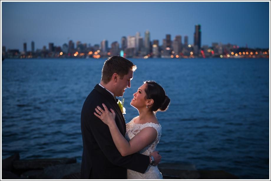 Alex And Kristines Wedding At Saltys On Alki Beach Brian David Casey