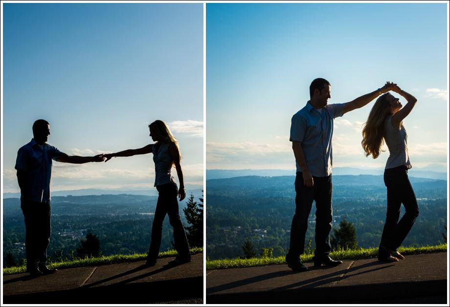 Lauren & Rick Engagement Pix-147