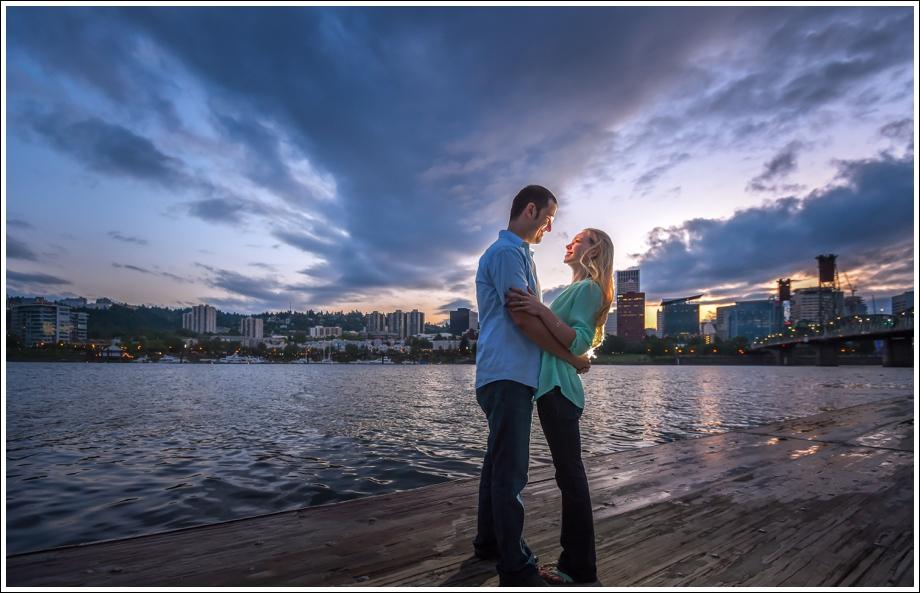 Lauren & Rick Engagement Pix-226