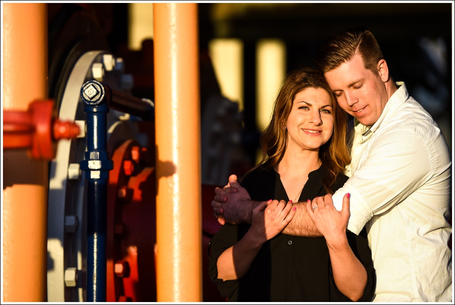 Gasworks and Pike Place Engagement Photos-19