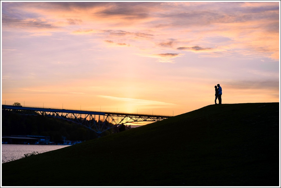 Gasworks and Pike Place Engagement Photos-23