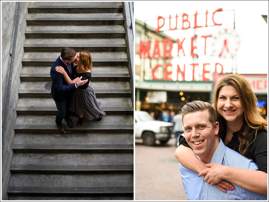 Pike Place Engagement