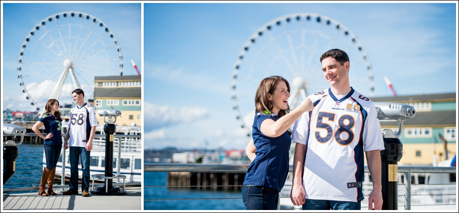 Seattle Ferry Engagement-15