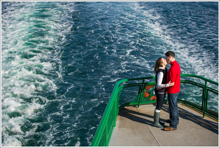 Seattle Ferry Engagement-20