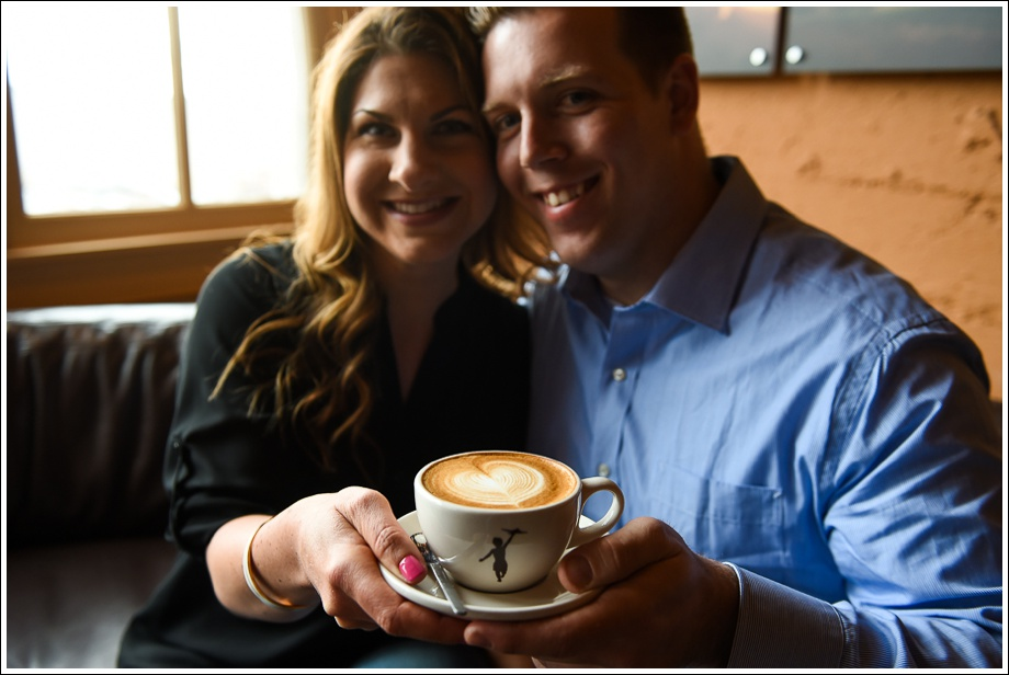 Storyville Coffee Engagement